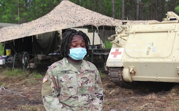 XCTC 2020 Mass Casualty Exercise at Camp Shelby Joint Forces Training Center