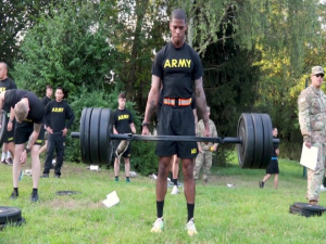 U.S. Army Europe European Best Warrior Competition Day 1