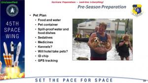 45th Weather Squadron Hurricane Preparedness Video