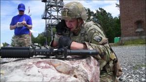 U.S. Army Europe European Best Warrior Competition Day 4