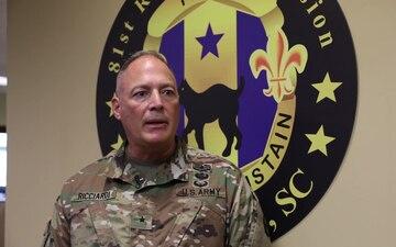 Brig. Gen. Joseph Ricciardi