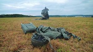 BROLL: SOCEUR Airborne Operations with NATO Allies and Partners