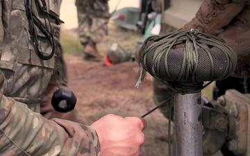 Triple 7 Howitzer Chief leads gunner team at Northern Strike 20