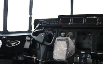 Rhode Island Air National Guard Goes Virtual in the Cockpit