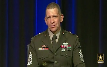 Sergeant Major of the Army on Listening to Soldiers in Order to Fight Sexual Harassment and Sexual Assault