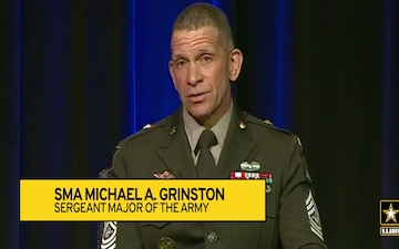 Sergeant Major of the Army on the Importance of Building Trust to Fight Sexual Harassment and Sexual Assault