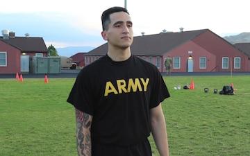 Region 7 Best Warrior Competition Interviews