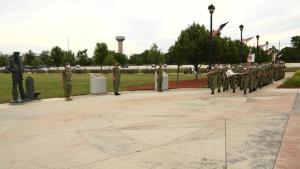 Navy Recruit Training Command Graduation July 31, 2020