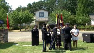 Retirement Ceremony for COL Richard R. Kelling