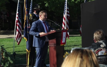 North Ogden unveils Memorial for Gold Star Families