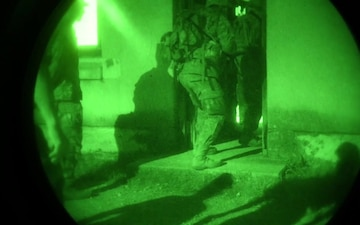 USAREUR Best Warrior Competition Night Operations