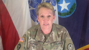 Major General Tracy R. Norris Commissioning Speech