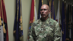 81st Readiness Division Commanding General Maj. Gen. Kenneth D. Jones