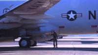 Navy P8-A Poseidon Arrival