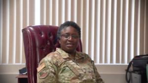Farewell Colonel Esther Sablan