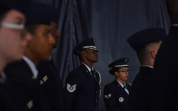 20th Fighter Wing Honor Guard