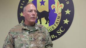 Brigadier General Ricciardi