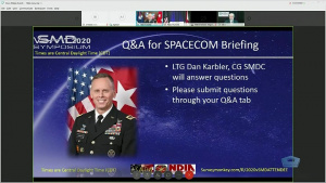 Stratcom Commander Speaks at Space and Missile Defense Symposium