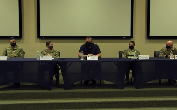 505th Command and Control Wing Mental Health Town Hall