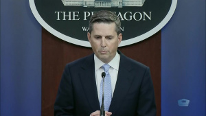 Senior DOD Official Briefs Pentagon Reporters