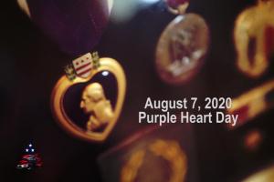 Army Medicine Celebrates Purple Heart Day 2020