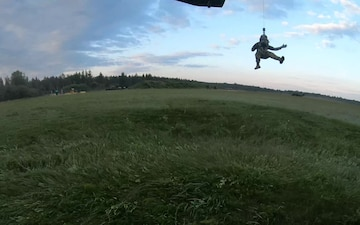 12th CAB conducts MEDEVAC exercises during Aerial Gunnery.