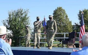 341st Missile Wing Change of Command