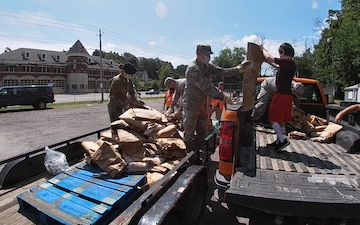 105th Airlift Wing Initial Response Force Supports Putnam County, NY Residents