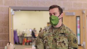 AZ Guardsmen Donate Plasma to Save lives