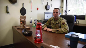 33 Questions with Tech Sgt. Butler