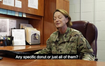 Get to Know MDARNG Recruiter Staff Sgt. Rachel Walter