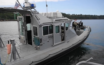Naval Station Everett Harbor Patrol