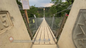 Explore Europe- Geierlay Suspension Bridge