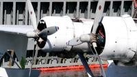"""""""Warbirds"""" Arrive in Pearl Harbor"""