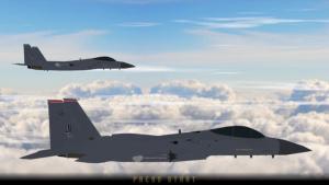 Retro F-15 Friday