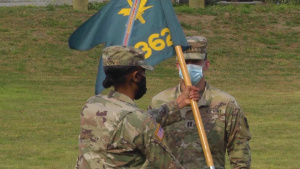 A Change of Command, but Continued Excellence for the 362nd Mobile Public Affairs Detachment