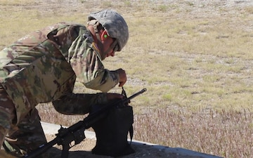 495th CSSB Individual Weapons Qualification