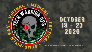 Tech Warrior OPS Medical-Tactical Pitch Days
