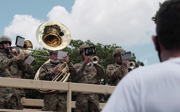 Florida Army National Guard celebrates veterans birthday
