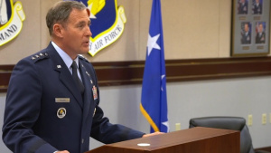 354th Fighter Wing welcomes new wing commander