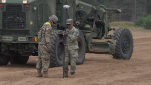 US engineers double fuel capacity at Polish base