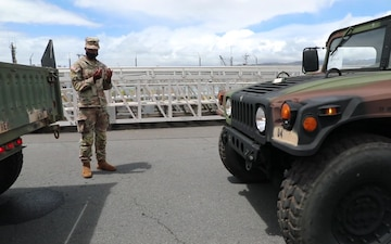 B-Roll: 2nd ICBT MDF and Port Ops
