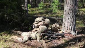Eagle Troop STX