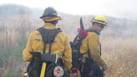 CPFD watches over Camp Pendleton during fire season