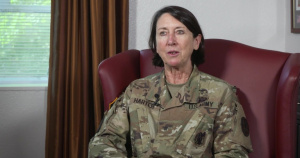 Women's Equality Day with  U.S. Army Brigadier General Wendy Harter