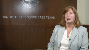 Women's Equality Day with Kimberly Toney, Executive Director, Air Force Personnel Center