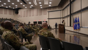 U.S. Air Force senior leaders visit AETC units at JBSA