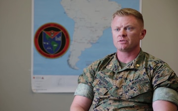 US Marines hosts COVID-19 class with partner nation militaries