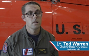 Coast Guard response readiness for Hurricane Laura in New Orleans