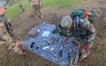 USARPAC BWC 2020: Hawaii, 94th AAMDC Soldier competes to be Best Warrior